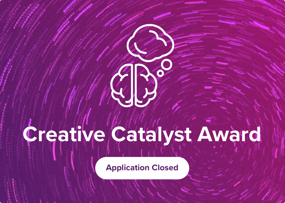 Creative Catalyst Award